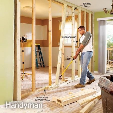 how to install a load bearing beam. Black Bedroom Furniture Sets. Home Design Ideas