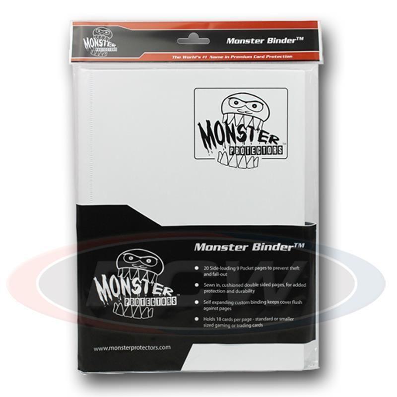 Other CCG Items 2535: 9-Pocket Monster Protector Binder