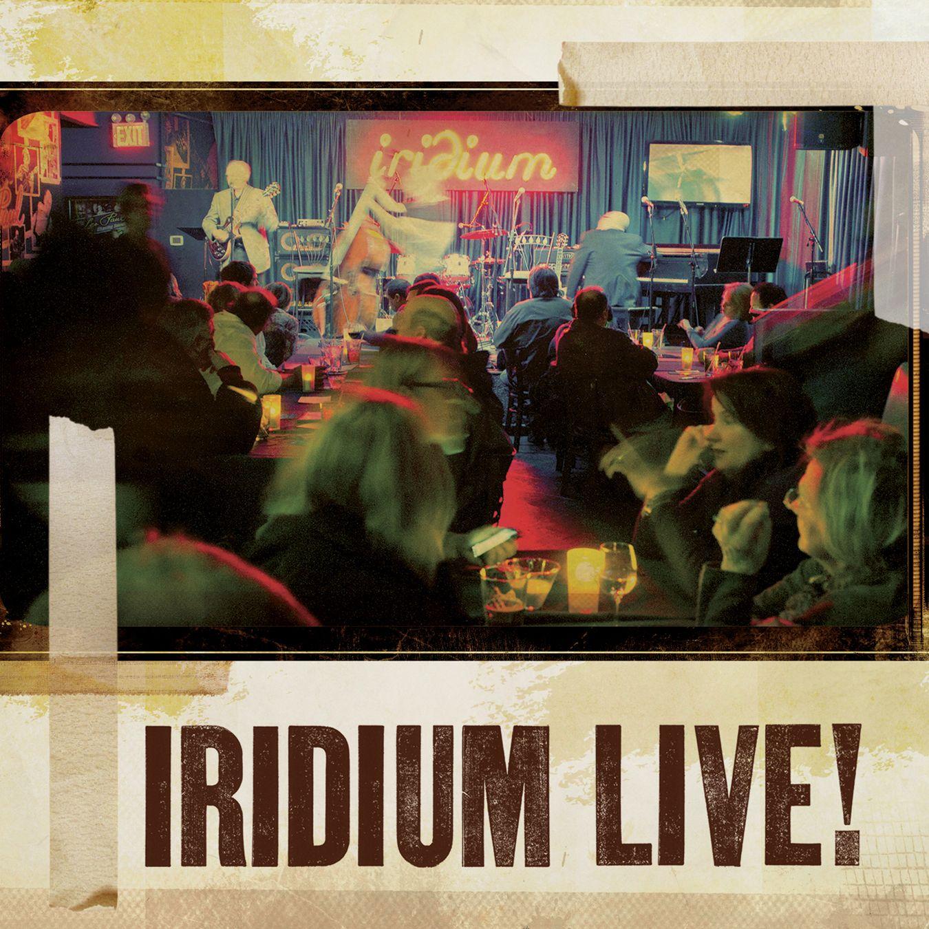 """Various Artists """"Iridium Live!"""""""