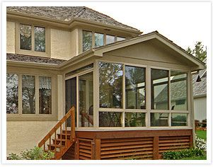 Sunroom And Deck Addition | Raleigh Sunroom Builder | Pinterest | Sunroom,  Decking And Sunrooms