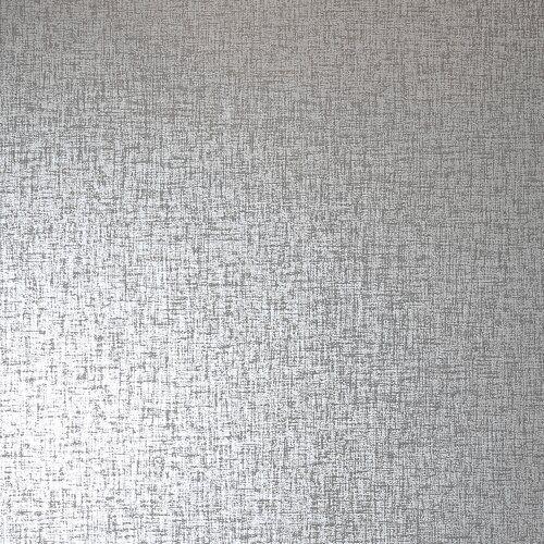 1m x 53cm Matte Metallic Finish Wallpaper Roll East Urban ...