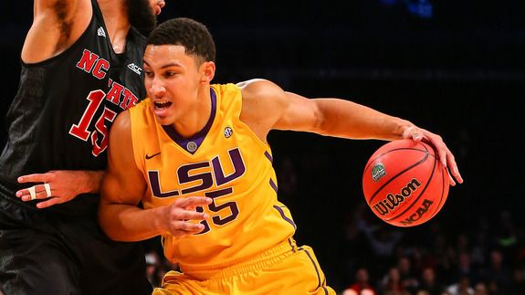Australian Hoops Phenom Ben Simmons Shows Us What The Hype Is All About Ben Simmons Lsu Simmons