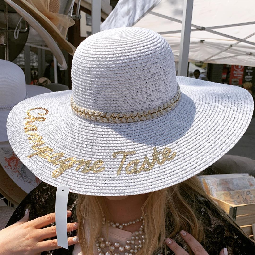 Just had to have this hat for my next vacay...who else is splurging  on super cute clothes and accessories for their honeymoon or upcoming vacay?  Just had to have this hat for my next vacay...who else is splurging  on super cute clothes and accessories for their honeymoon or upcoming vacay? #beachhoneymoonclothes