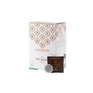 Mokamore Caffè Mokamore – Arabica – Cialde carta filtro – 02917 (conf.75) – codice 02917 a soli 16,13€