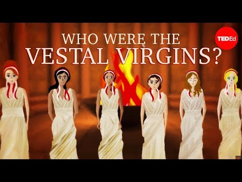 Who were the Vestal Virgins, and what was their job ...