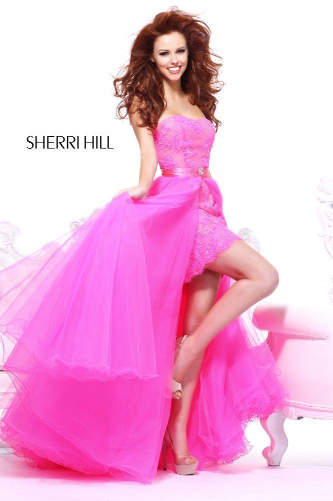 Sherri Hill - Dresses | Dresses | Pinterest | Sherri hill, Vestido ...