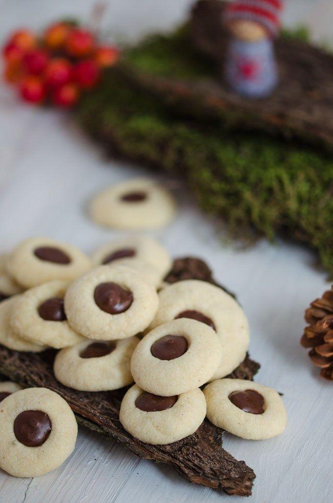 Weihnachtsplätzchen Lecker De.Schokobällchen