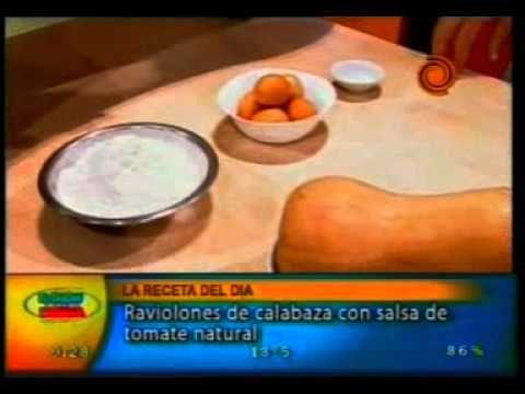 la receta ravioles de calabaza con salsa de tomate natural pt1 la receta ravioles de calabaza con salsa de tomate natural pt1 201101103gp youtube forumfinder Image collections