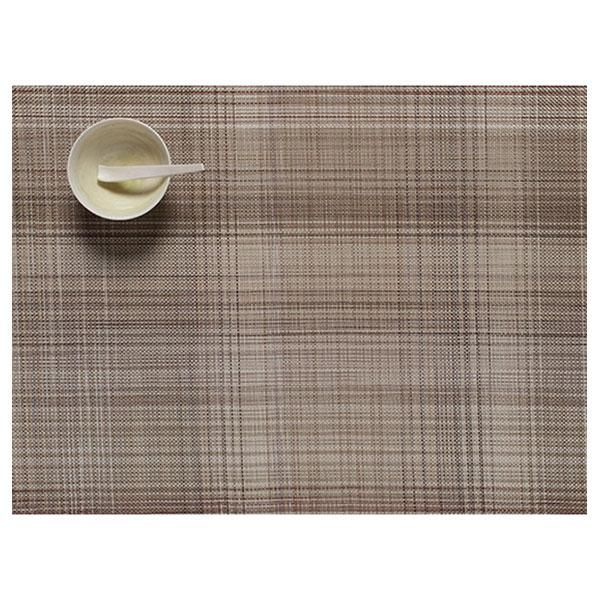 Tan Plaid Placemat Runner By Chilewich Waterford