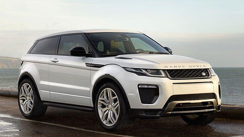 Updated 2016 Land Rover Range Rover Evoque Revealed Range Rover Evoque Range Rover Evoque 2016 Range Rover