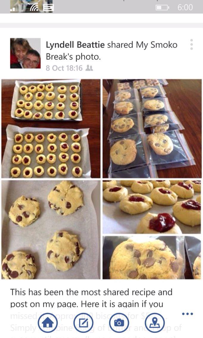 Universal Cookie Dough Recipe 100 Biscuits For 5 Au Recipes 100 Cookies Recipe Condensed Milk Cookies