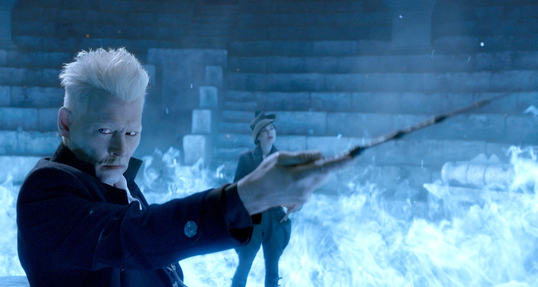 Fantastic Beasts Sequel Script Reveals Name Of Grindelwald S Blue