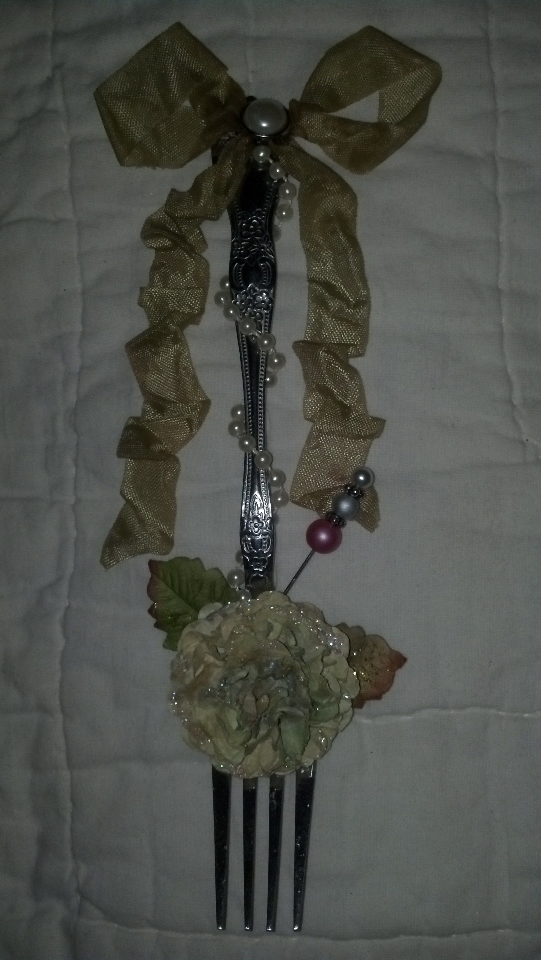a fork that I altered for a swap