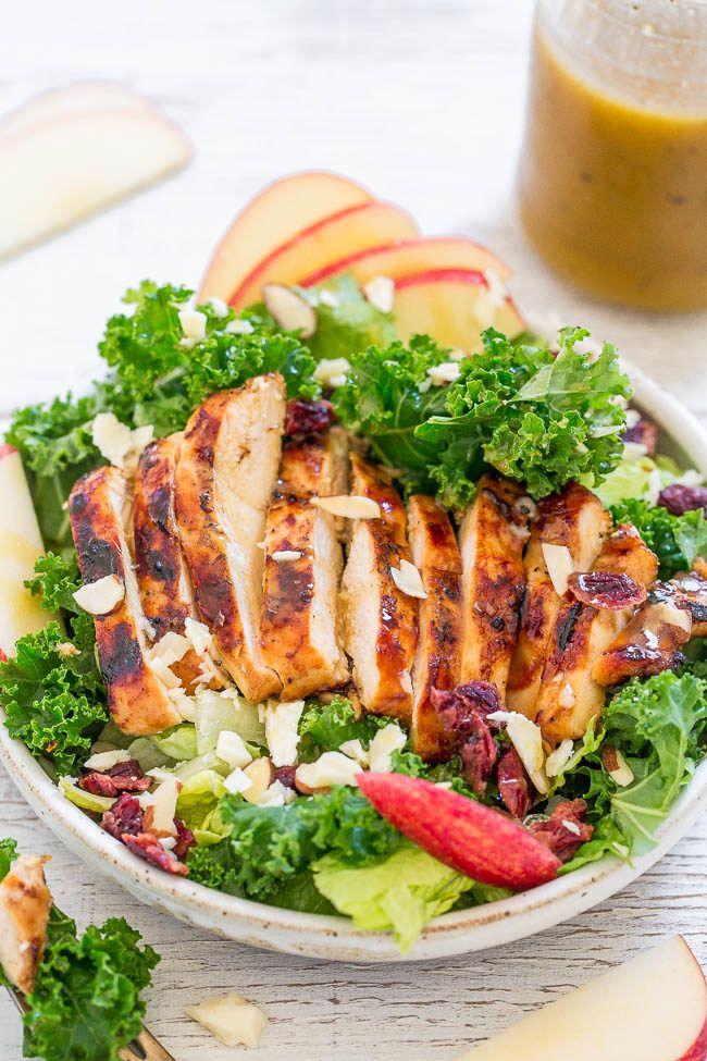Pomegranate Chicken Salad Recipe Recipe Healthy Chicken Recipes Pomegranate Chicken Lunch Recipes Healthy