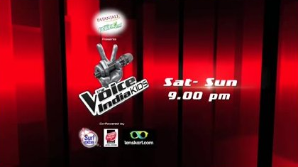 The Voice India Kids Promo Road To The Finale
