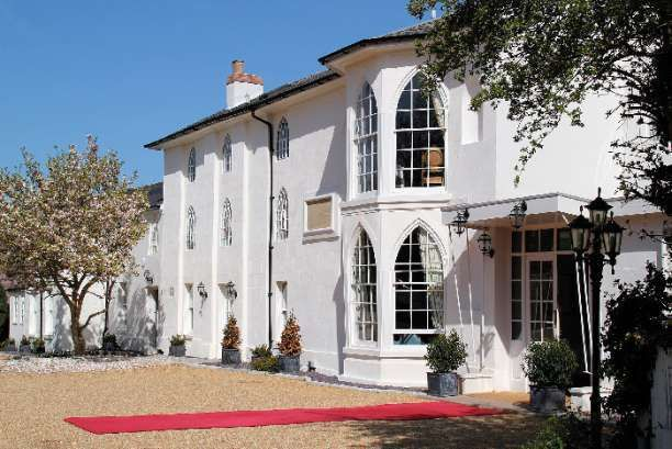 Warwick House Wedding Venue In Southam Nr Royal Leamington Spa Warwickshire