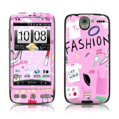 HTC Desire Skin - Tres Chic by Anna Hymas