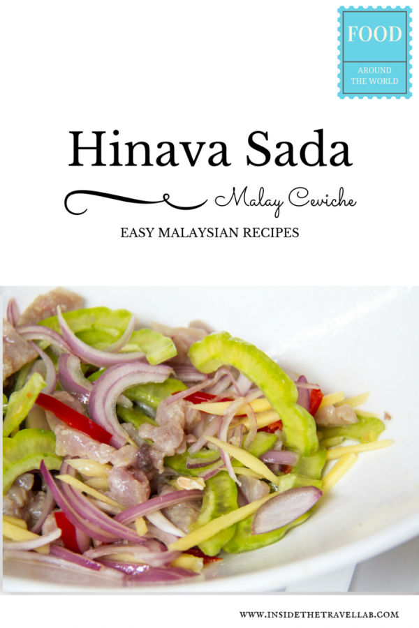 3 easy malaysian recipes i learned in borneo malaysian recipes malaysian recipe ceviche quick impressive healthy food from insidetravellab http forumfinder Gallery
