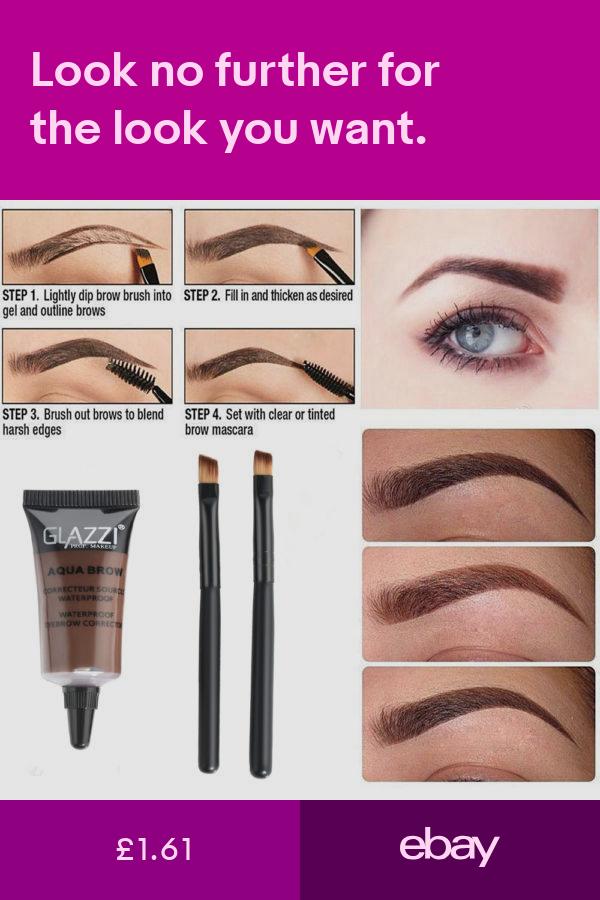 Eyebrow Liner & Definition Health & Beauty ebay Brown