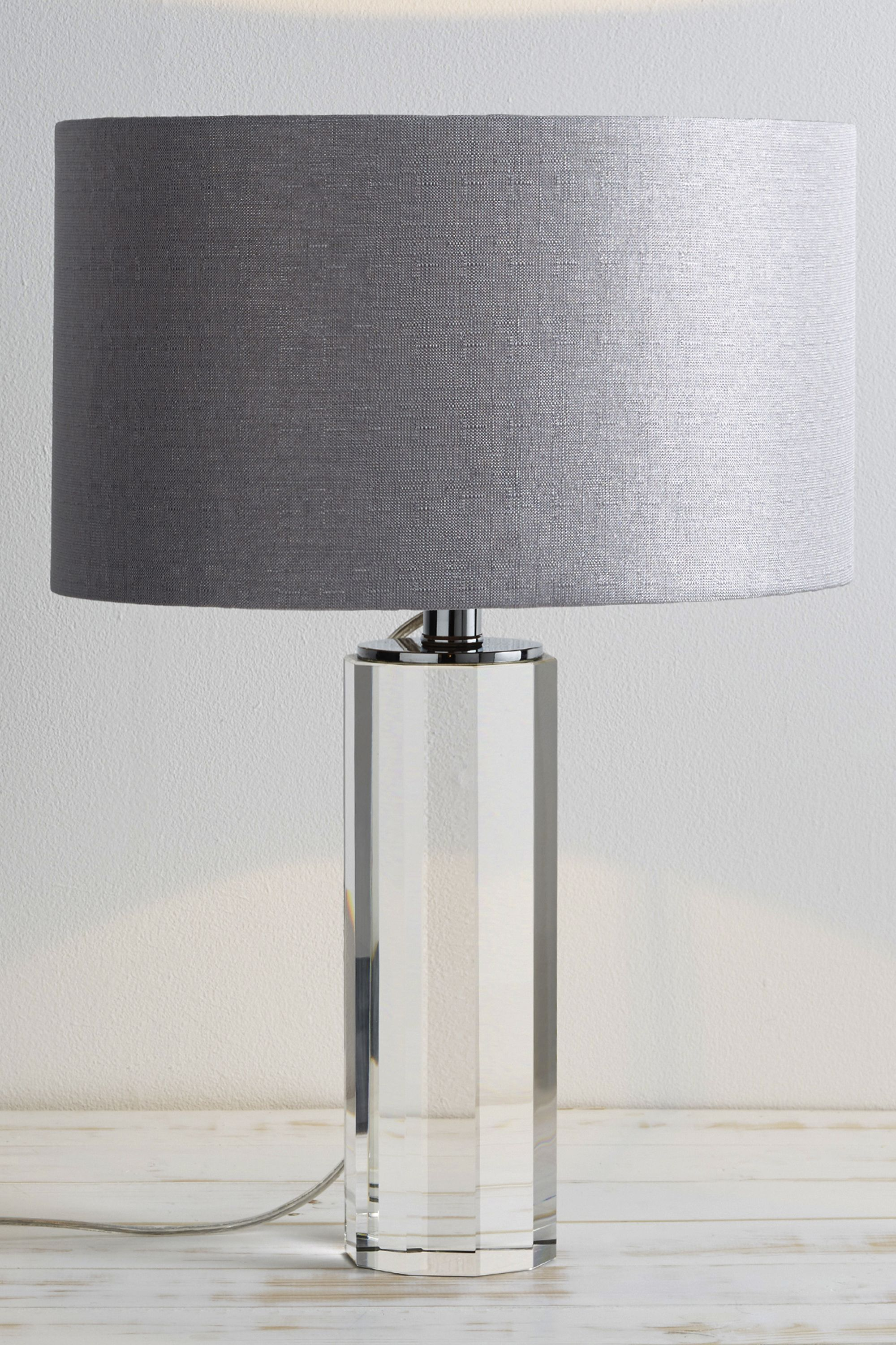 Holly Willoughby Crystal Table Lamp Table Lamps Lighting