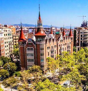 Route Josep Puig i Cadafalch - Visit Barcelona