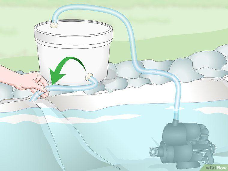Build a pond filter system pond filters pond filter
