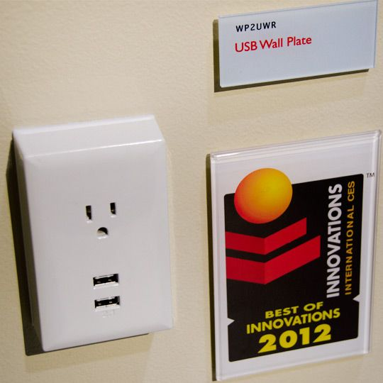 wall plate retrofit.