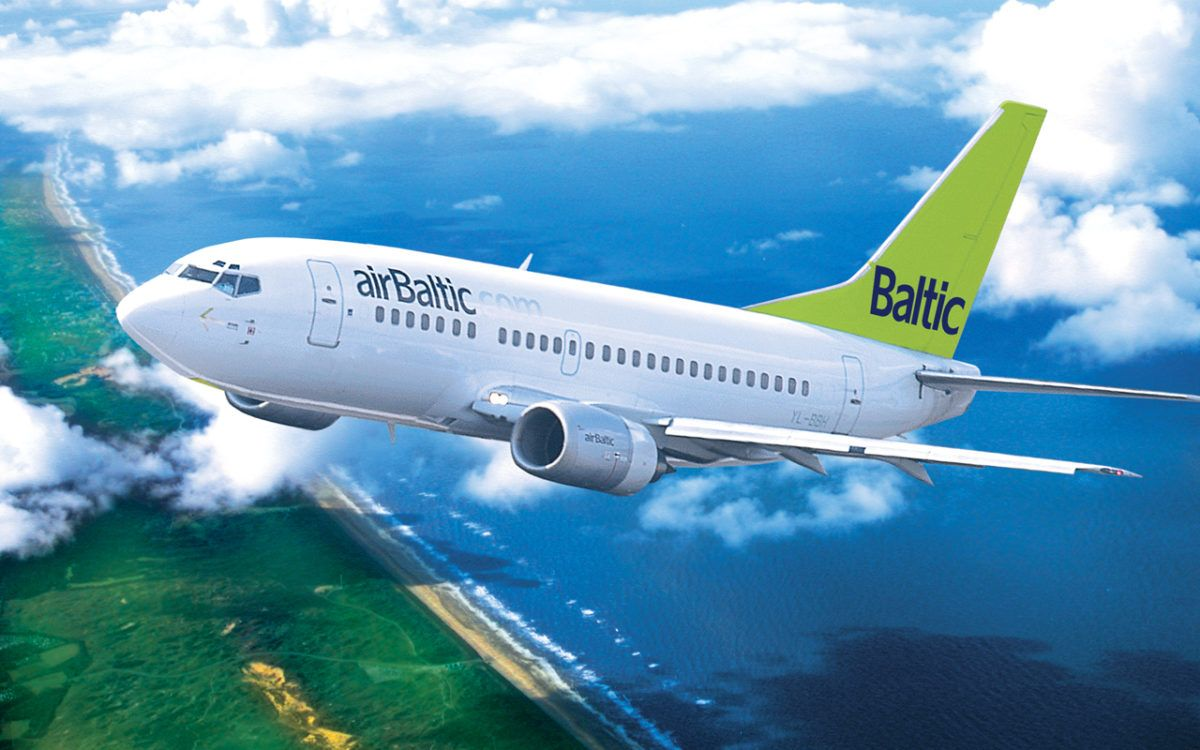 Airbaltic Launches Flights Between Riga And Gothenburg Best