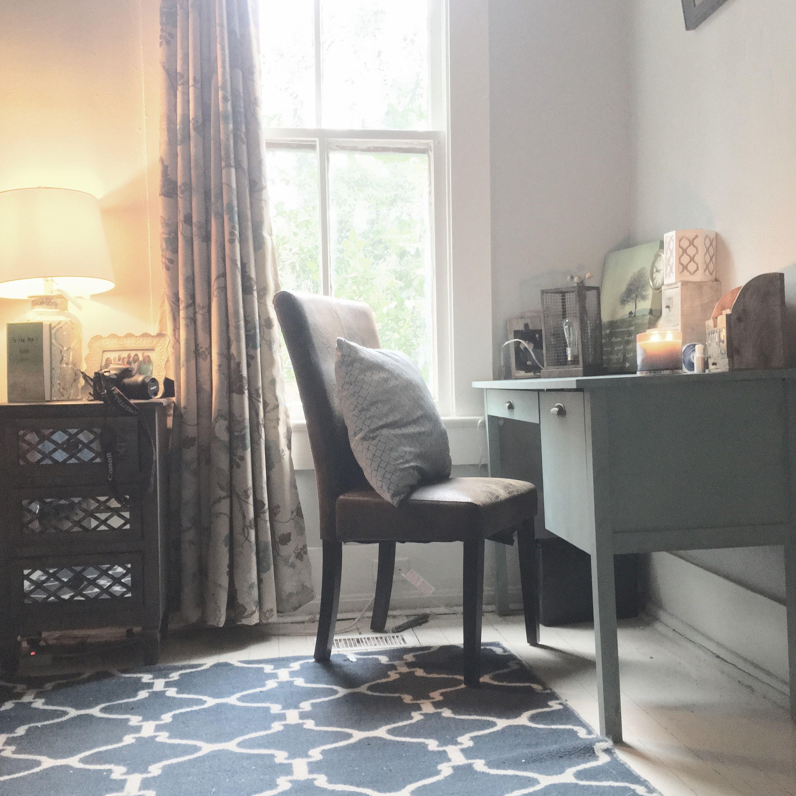 bedroom office nightstand kirkland's lamp home goods