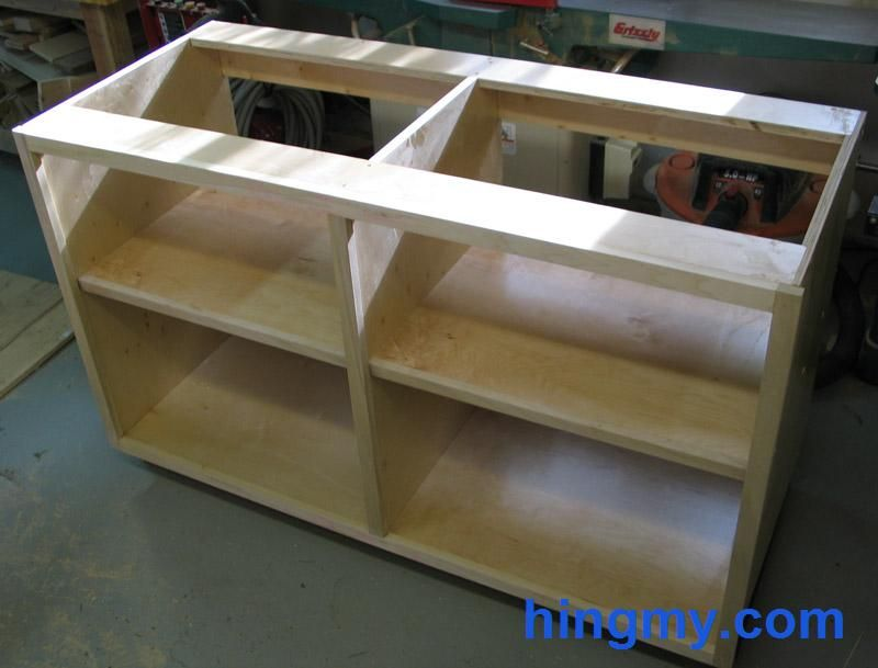 Hingmy Building Base Cabinets Woodworking Cabinets Diy