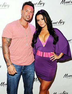 Chatter Busy: JWoww Pregnant (PHOTO)