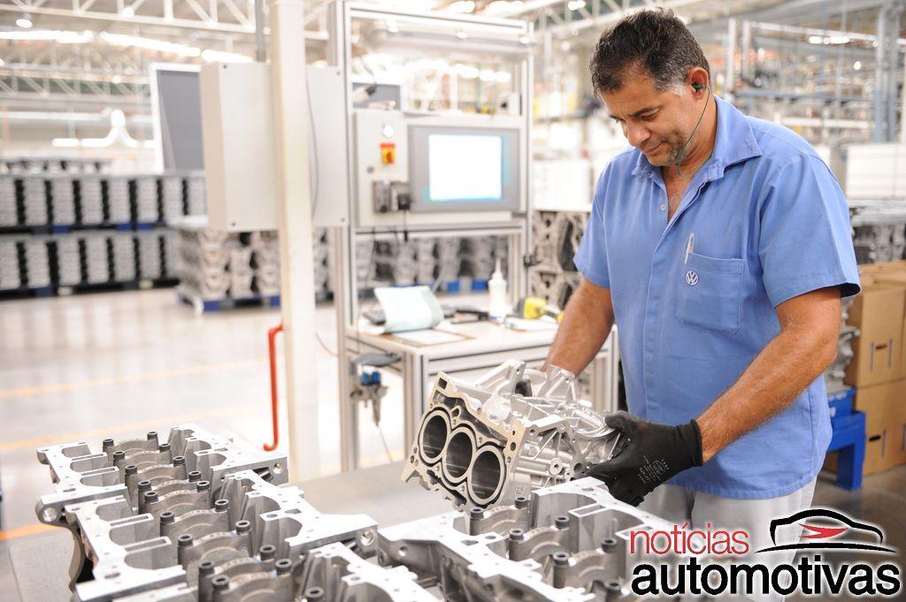 Volkswagen vai equipar Up! e Polo europeus com motor 1.0 três cilindros brasileiro