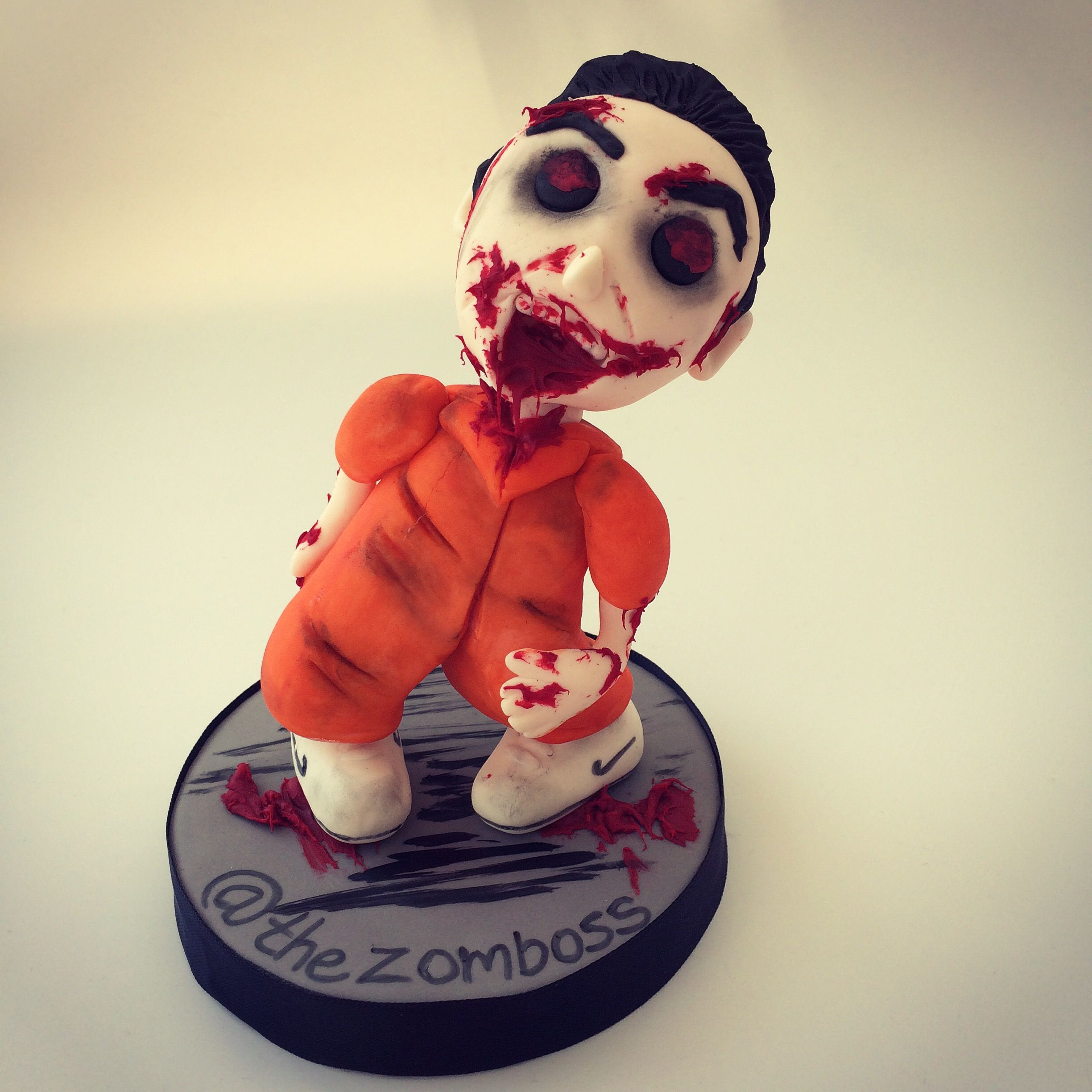 Pin by Cathy Hill on The Sugar Art Zombies Sugar art