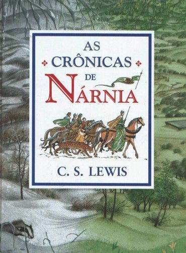 Download Cronicas De Narnia C S Lewis Em Epub Mob E Pdf As