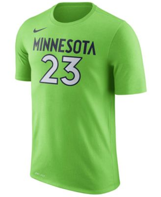 the best attitude e2fb2 9bd76 Nike Men's Jimmy Butler Minnesota Timberwolves Name & Number ...