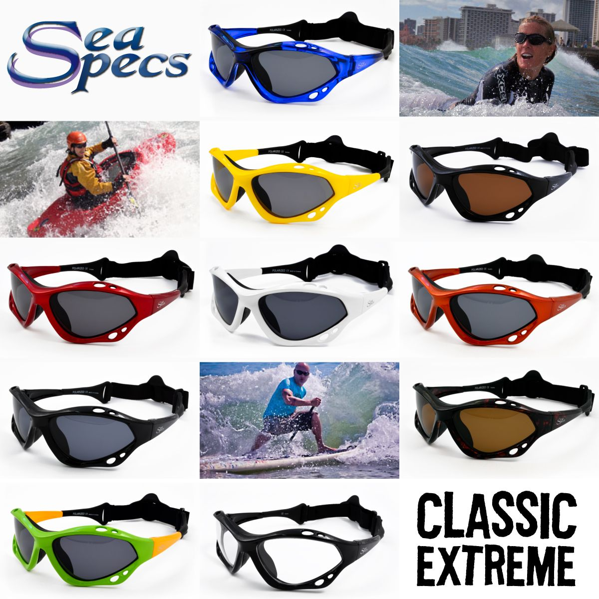 Seaspecs Classic Specs Buy 2 Get 1 Free Www Seaspecs Com Floating Sunglasses Buy Sunglasses Classic Specs