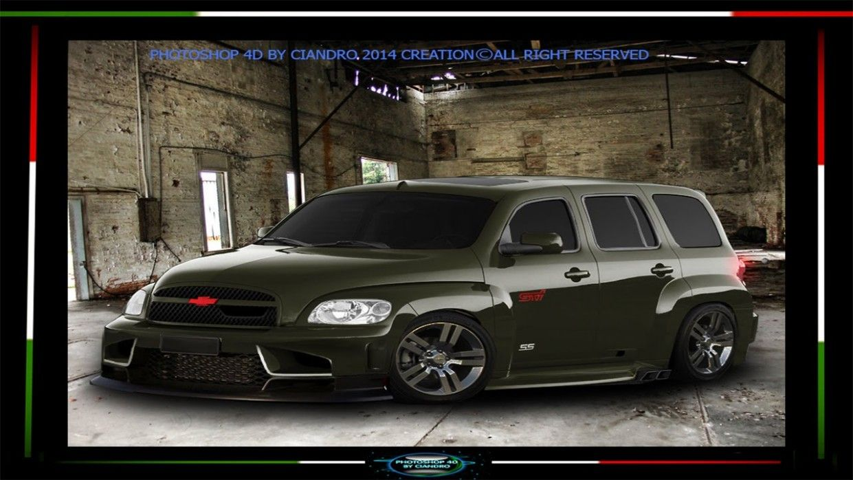 the truth about chevrolet hhr 2020 design is about to be revealed chevy hhr chevrolet 2020 design pinterest