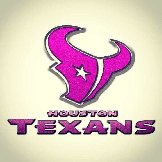 purchase cheap badbc 3e9fe Houston Texans pink. | Texans | Texans, Houston, Houston texans