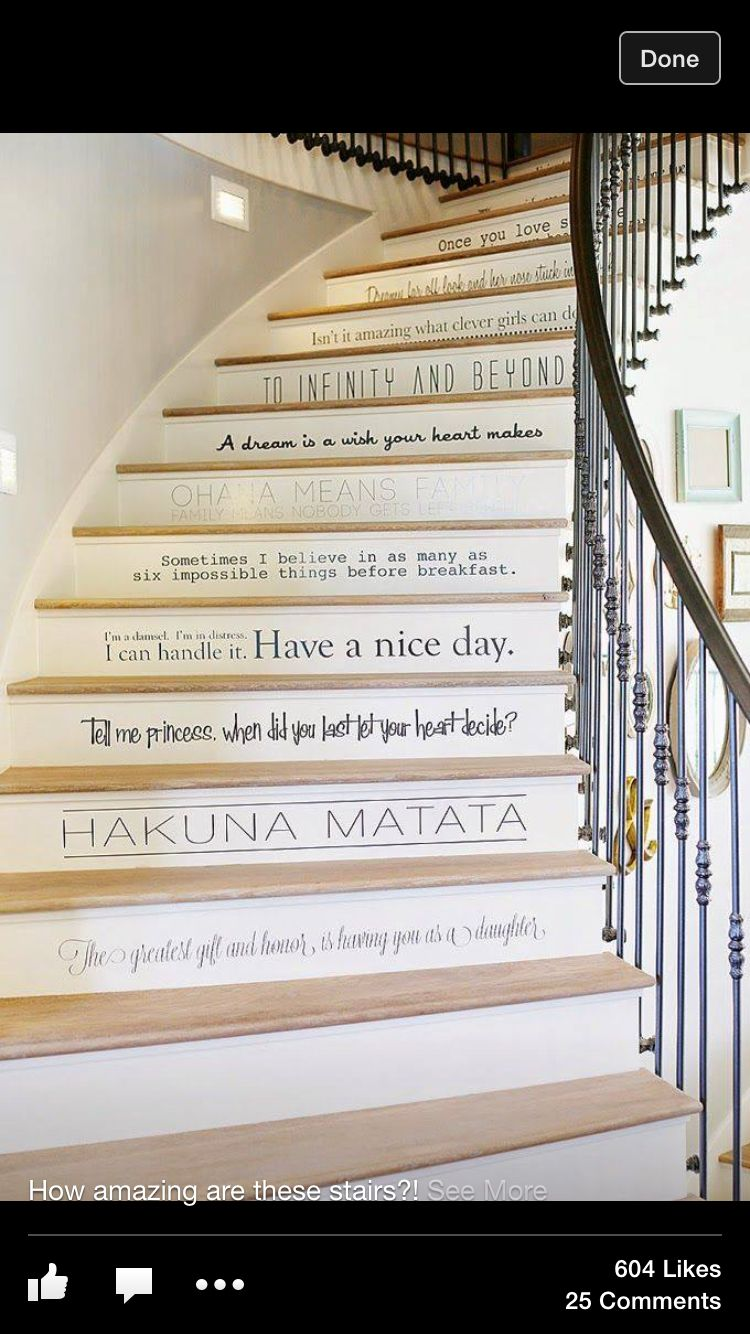 Modern Stairs Design Indoor, Ideas For Painting Stairs In Your House, Paint  Designs For Steps, Modern Staircase Decorating Ideas, Decorating Ideas For  ...