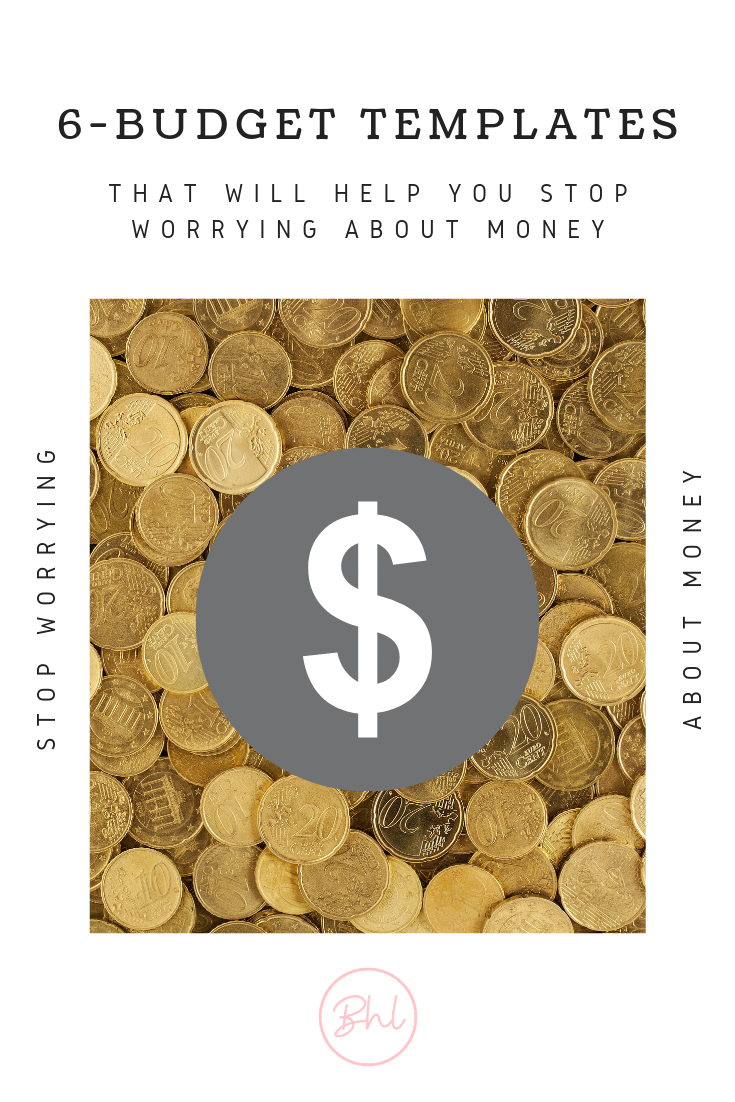 One Stop Solutions In Budget: 6 Budget Templates That Will Help You Stop Worrying About