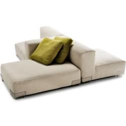 Photo of Kartell Plastics Duo 7099, beige Kartell
