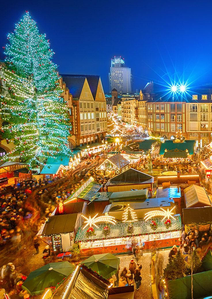 Trip Preview Christmas Markets In Germany Via Luxury