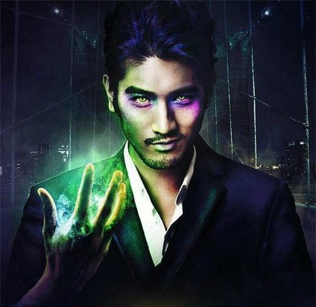 """Which """"Mortal Instruments"""" Character Are You? I got Magnus Bane!"""