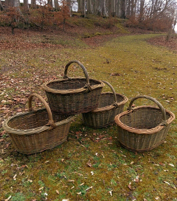 Market Shopper Basket By John Cowan Baskets Basket Shopping