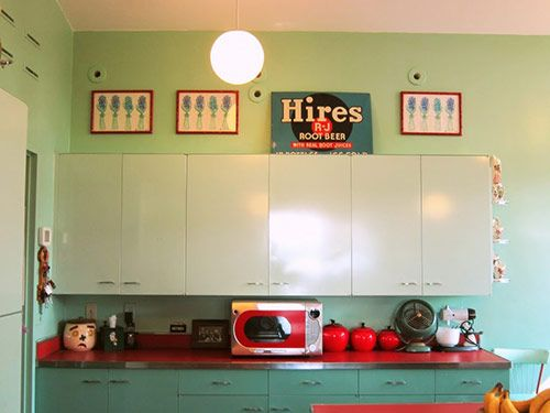 17 Best images about Sherman condo kitchen on Pinterest | Vintage ...