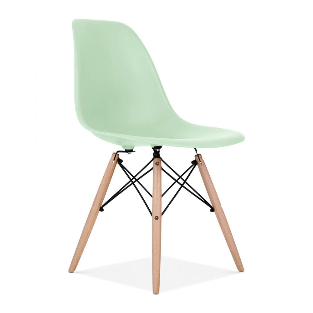 Charles Eames Peppermint DSW Chair