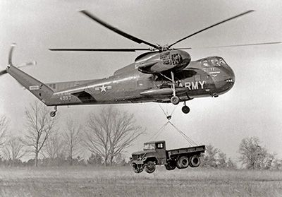 December 18, 1953 First Flight of the Sikorsky S-56 ...