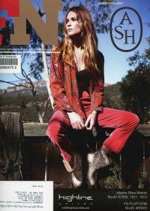 Volumes & Issues: FN (Footwear News) fall cover