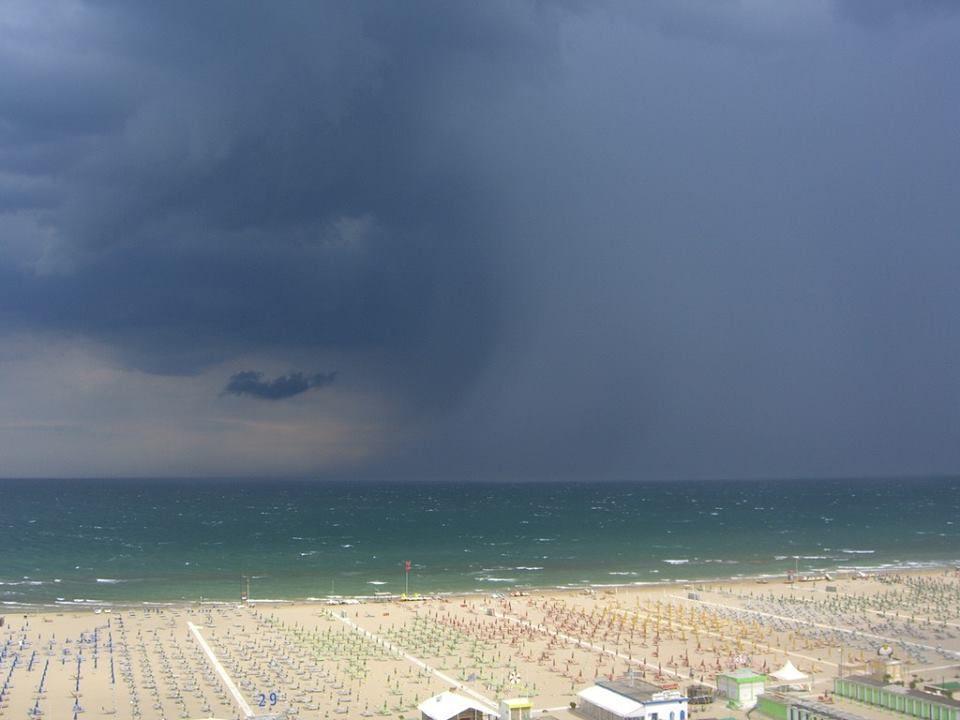 Storm In Rimini Www Hotelpolo It