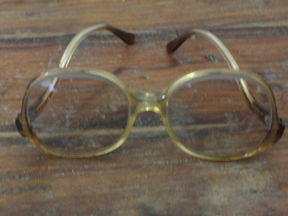 1970's Titmus eyeglass frames by KeysFinds on Etsy, $31.50